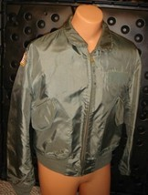 SUMMER AIR FORCE FLYERS COAT JACKET CWU-36/P LARGE ITEM# Z3 - $79.15