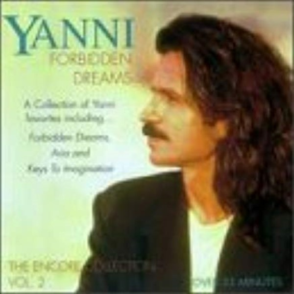 Forbidden Dreams 2 by Yanni Cd