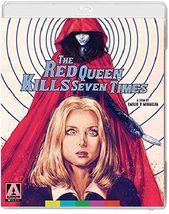 An item in the DVDs & Movies category: Red Queen Kills Seven Times - Arrow Video [Blu-ray]