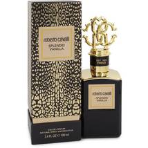 Robert Cavalli Splendid Vanilla Perfume 3.4 Oz Eau De Parfum Spray image 5