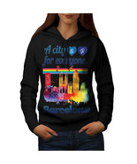 Gay Pride Love Barcelona Sweatshirt Hoody Spain City Women Hoodie - $21.99+