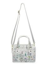 Disney Store White Animators' Collection Satchel Crossbody Handbag Purse... - $64.99