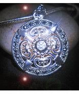 HAUNTED NECKLACE OOAK 700x ROYAL SHIELDS EXTREME MAGICK 925 7 SCHOLARS - $0.00