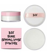 3CE Pink Rumour Blur Setting Powder * SALE £5 + Shipping ** FREE SHIP ov... - $6.53