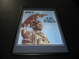 1973 Air Force vs Navy Football Framed 10x14 Poster Official Repro - $46.39