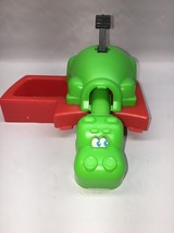 Hungry Hungry Hippo Green Homer Hippo Game Piece Replacement N1 - $3.16