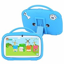 SANNUO Kids Tablet 7 inch,GMS-Certified Android 9.0 and Kids-Mode Dual System,Qu