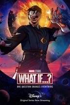 "What If...? Poster Marvel Comics 2021 TV SERIES Art Print Size 24x36"" 27x40"" #13 - £7.89 GBP+"