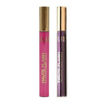 2-Pack New MILANI Haute Flash Full Coverage Shimmer Lip Gloss Flashy In a Flash - $19.99