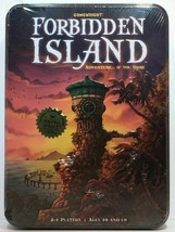 Forbidden Island Family Card Game  Adventure If You Dare Gamewright Ages... - $18.46