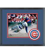 Jody Davis 1981 Chicago Cubs Action- 11x14 Team Logo Matted/Framed Photo - $42.95