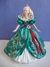 "Hallmark Keepsake ""Holiday Barbie"" Ornament Collector's Series (3RD) 1997 - $5.99"