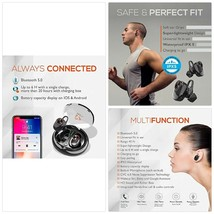 Wireless Earbuds by YOZZ Play | Bluetooth 5.0 Cordless Headphones with M... - $91.62
