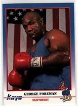 GEORGE FOREMAN Heavyweight 1991 Kayo #099 - Boxing Card - $5.89