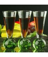 LOULONG® Top Grade Champagne Pint Glass Crystal Highball Glass Margarita... - $13.65