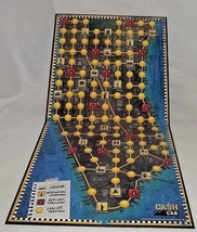 Cash Cab Replacement Board Game NYC Manhattan New York City ONLY Wall Decor - $19.78