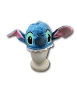 Cute Kawaii Anime Hat Rave Beanie Cap Furry Plush Cosplay Lilo and Stitch Stitch - $10.49