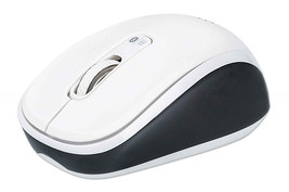 Manhattan Dual-Mode Mouse, Bluetooth 4.0 and 2.4 GHz Wireless, 800/1200/1600 dpi - $59.65