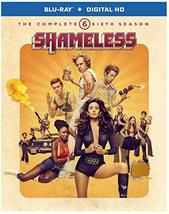 Shameless Season 6 Blu-ray