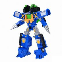 Hello Carbot Star Blaster Transformation Action Figure Toy image 3
