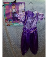 Nick Jr Shimmer and Shine Halloween Costume Toddler 2 - 4 New Girls Purple - $29.20