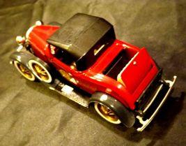 ERTL 1930 Ford Model A Convertible Roadster Bank AA19-1629 Vintage #208 image 4