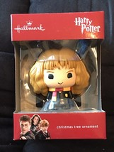 Hallmark Harry Potter Hermione Granger Boxed Christmas Ornament NEW LAST... - $15.99