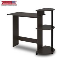 Furinno 11181ex Bk Compact Computer Desk Espresso Black 10015e FREE SHIP... - $48.19