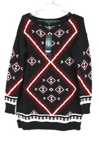 Lauren Ralph Lauren LRL Size S Southwest Style Pullover NWT $155 100% Cotton - $35.19