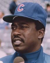 Gary Matthews 1984 Chicago Cubs 8x10 Philadelphia Phillies SF Giants - $4.77