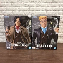 One Piece Ace & Marco Figure Treasure Cruise World Journey vol.5 - $65.75