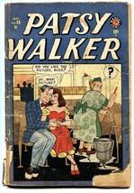 Patsy Walker #24 Comic Book 1949-MARVEL COMICS-CINDY-JEANIE-GG Art - £17.23 GBP