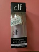 Elf Tone Adjusting Face Primer 83403 Brightening Lavender 0.47fl  - $6.93