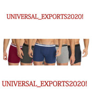 # Jockey Men's Intl Collection Ultra soft Tactel Boxer Trunk Underwear #... - $16.39