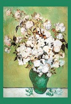Vase avec Roses by Vincent van Gogh - Art Print - $19.99+
