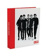 One Direction & Office Depot Ring Binder Group Photo + Bonus Dividers - NEW - $6.55