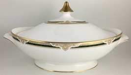Royal Doulton Forsyth H5197 Covered vegetable bowl - Factory 2nd quality - $100.00