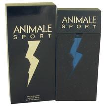 Sport by Animale Eau De Toilette  6.7 oz, Men - $25.15