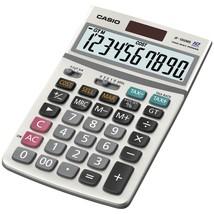 CASIO(R) JF100MSSIH Solar Calculator - $29.74