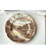 "Vintage Johnson Bros Olde English Countryside Plate 10"" - $7.99"