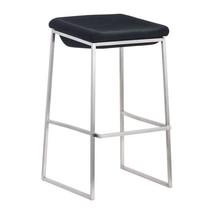 barstools, Dark Gray Lids metal counter modern barstools chair, set of 2 - $475.99