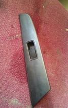 04-09 Mazda3 Black Left Rear Driver Power Window Door Control Switch Trim Bezel image 2