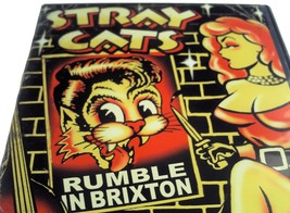 Stray Cats Rumble in Brixton Concert DVD - $15.99