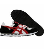 Asics Men's Gel-Holland NEW AUTHENTIC White/Red H142L-0123 - $44.99