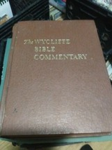 The Wycliffe Bible Commentary. Book. 1962 - $8.91