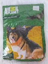 Animal Planet Bat Dog Costume Sz XS #20103 Halloween Dress Up  B301 - $11.99