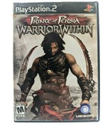 Prince of Persia: Warrior Within (Sony PlayStation 2, 2004) PS2 Clean Disc - $10.69