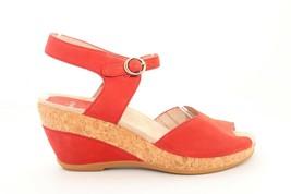 VINTAGE Dansko Charlotte wedges  Sandals  Tomato Women's Size  38() - $93.15