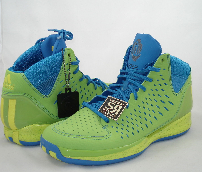 new adidas adizero derrick rose 3 90s south side shoes