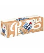 NEW!!! Pepsi Soda Shop Cream Soda 12 oz Cans *FAST FREE SHIPPING* - $25.25